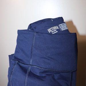 ✨Victoria's Secret Sport✨ Navy Leggings w/ pockets